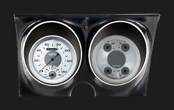 1967 1968 Camaro Classic Instruments Direct Fit Gauge All American Cam67aw