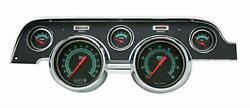 1967-1968 Ford Mustang Direct Fit Gauge G-stock Mu67gs
