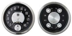 1947-1953 Chevy Gm Pick-up Direct Fit Gauge American Tradition Ct47at62