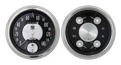 1951-1952 Chevrolet Chevy Direct Fit Gauge American Tradition Ch51at62