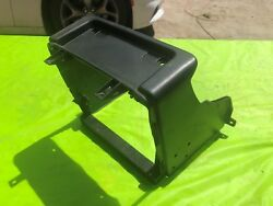 1987-1989 Toyota MR2  Dash Climate Control Stereo Surrounding Housing