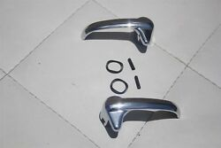 51-55 Chevy Gmc Vent Window Wind Wing Handles Chrome 1st Series Pickup Truck