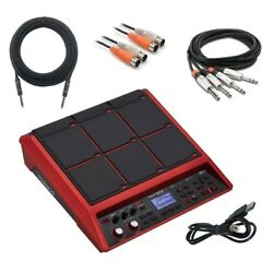 Roland SPD-SX Special Edition Percussive Sampling Pad CABLE KIT