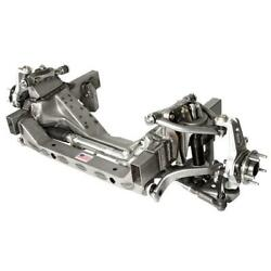DSE C2/C3 DSE Front Suspension with Fabricated Upper C/O Mounts 0032070-S