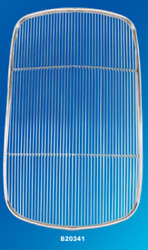 Ford Stainless Steel Radiator Grill / Grille Insert 1932