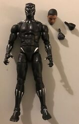 Marvel Legends Black Panther Figure Complete