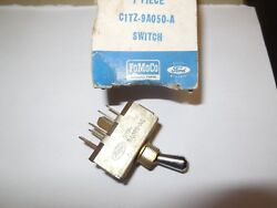 Nos 1963 1964 Ford F700 F800 Fuel Tank Selector Switch C1tz-9a050-a