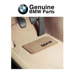 For Bmw E70 X5 E71 X6 Set Of 4 Front And Rear Beige Tan Carpeted Floor Mats Oes