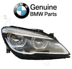 For BMW F12 F13 F06 6-Series Passenger Right Headlight Assy LED Adaptive Genuine