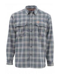 Cold Weather Flannel Shirt