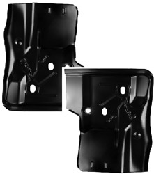 Jeep Tj Wrangler Front Floor Pan Set Left And Right 1997-2006