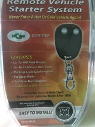 NEW BULLDOG SECURITY REMOTE VEHICLE CAR STARTER SYSTEM RS82B START & STOP DIY
