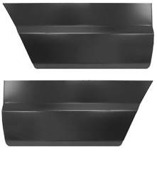 Jeep Cherokee Lower Rear Door Skin Set Left And Right 1984-2001