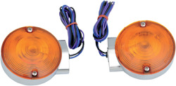 Drag Specialties 2020-0591 Replacement Touring Front Turn Signals