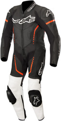 Alpinestars Youth Gp Plus Cup Suit- Euro Size 140 Blk/red/white- 31405181231140