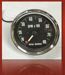 Used - Harley Davidson Tachometer – Rpm – Part 821865 – Untested