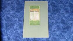 1901 Pan American Expo Buffalo Ny 29 Page Booklet And Guide