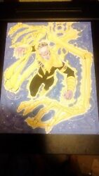 Original Commission Art By Ethan Van Sciver From 2013 11x14 One Of A Kind