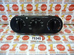 02 03 04 05 06 07 FORD ESCAPE AC HEATER CLIMATE TEMPERATURE CONTROL OEM