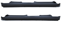 Ford Fusion,milan 4 Door Rocker Panel Set Left And Right 2006-2012