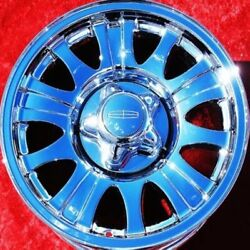Set Of 4 Chrome 17 Ford Expedition F-150 Oem Wheels Rims Lincoln Navigator 3396