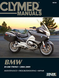 BMW R1200 TWINS MANUAL SERVICE REPAIR CLYMER 2004-2009 BOOK
