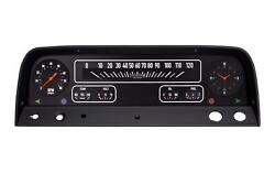 1964 1965 1966 Chevy Truck Direct Fit Classic Instruments Gauges Ct64b
