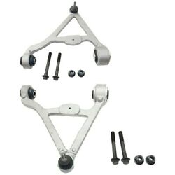 New Control Arm Kit Rear Driver And Passenger Side Upper With Ball Joints Lh Rh