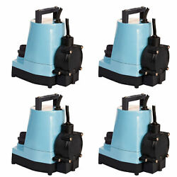 Little Giant 16 HP 1200 GPH Water Wizard Submersible Utility Pump (4 Pack)