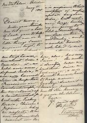 1885 Victoria Empress Frederick Of Germany-amazing 13 Page Letter Neues Palais
