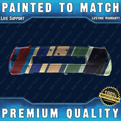 New Painted To Match - Front Bumper For 2008-2012 Ford Escape Xlt/limited/hybrid