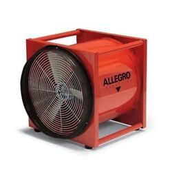 Allegro 9525‐50ex 20andrdquo Explosion-proof High Output Blower 1 Andfrac12 Hp Motor
