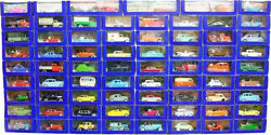Lot of 70 cars Tintin New in box + certificate complete collection car diecast