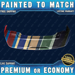 New Painted To Match - Rear Bumper Replacement For 2006-2010 Dodge Charger 06-10