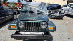 Front Axle Dana 30 LHD 3.73 Ratio With ABS Fits 97-06 WRANGLER 1286032