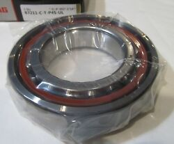 New Fag B7211ctp4sul Super Precision Guide/ Spindle Bearing 100mm X 55mm X 21mm