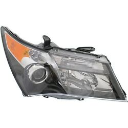 Headlight For 2010 2011 2012 2013 Acura Mdx Right With Advance Package