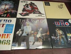 The Who Live @ Albert Hall And Tommy +bbc 2000 Issue +isle Wight + Leeds + 68+hyde