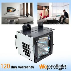 Us Replacement Xl-2100 Xl2100 Tv Lamp In Housing For Sony Television Kdf50we655