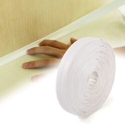 Bathroom Shower Kitchen Adhesive Sealant Strip Tape Waterproof Mould Proof 16ft