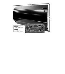 Chevychevrolet Monte Carlo Door Shell Driver Side Left 1981-1985