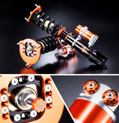 Acura Integra Dc2 Dohc Fork Type Super Racing Coilovers 9301