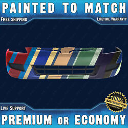 New Painted To Match - Front Bumper For 2003 2004 2005 Honda Accord Coupe 2-door