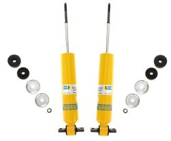 NEW Pair Set of 2 Front Bilstein B6 Shock Absorbers For Chevy Express GMC Savana