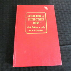 Yeoman Red Book A Guide Book Of Us Coins Price Guide 18th Edition 1965