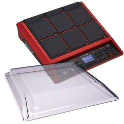 Roland SPD-SX Special Edition Percussive Sampling Pad DECKSAVER KIT