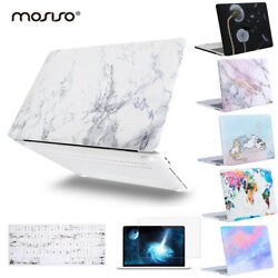 Mosiso Marble Hard Case For Macbook Pro 13 Touch Bar A2159 A1706 2017 2018 2019