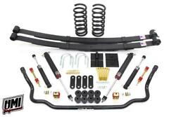 Umi Performance 70-81 Gm F-body Stage 1 Handling Package Lowering 2