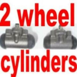 2 Rear Wheel Cylinders For Ford/merc/lincoln 1949 1950 1951 1952 1953 1954-1978
