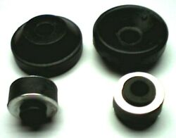 Four Front Motor Mounts For Ford 1932-48, Truck 1932-1951 Fresh Factory Rubber